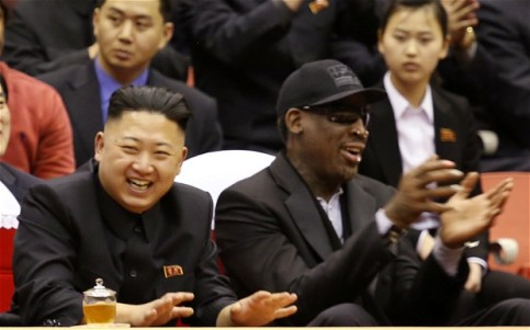Former Chicago Bulls Forward Dennis Rodman became the first US citizen to meet DRK Supreme Leader Kim Jong-Il, and in doing so, he set a standard for international solidarity that the US Left should learn from.